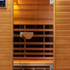 2-Person Clearlight Premier Full Spectrum Sauna Cedar thumb 2