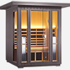 2-Person Outdoor Sauna Cedar thumb 2