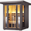 2-Person Outdoor Sauna Cedar thumb 4