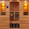 5-Person Clearlight Premier Full Spectrum Sauna Cedar thumb 1