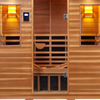 5-Person Clearlight Premier Full Spectrum Sauna Cedar thumb 2