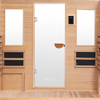 5-Person Clearlight Premier Full Spectrum Sauna Cedar thumb 7
