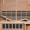 5-Person Clearlight Premier Full Spectrum Sauna Cedar thumb 8