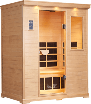Outdoor Full Spectrum Saunas